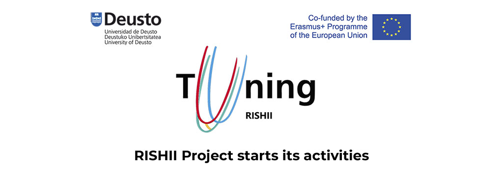 RISHII Project starts its activities