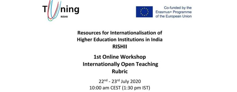 First Online Workshop