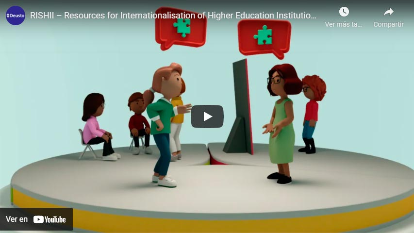 The RISHII project video and flyer are now available